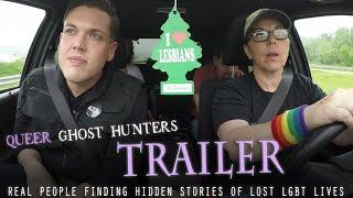 Queer Ghost Hunters Web Series TRAILER  Video #1