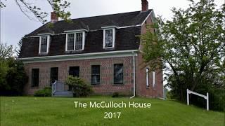 McCulloch House Museum - Pictou, Nova Scotia