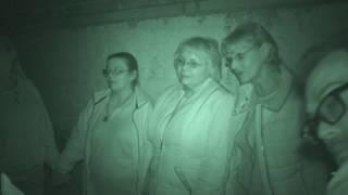 Explosion Museum ghost hunt - 14th May 2016 - Séance