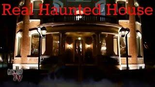 Real Ghost Communication Caught on Camera, Haunted Indiana House - True story