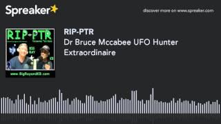 Dr Bruce Mccabee UFO Hunter Extraordinaire (part 4 of 8)