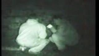 Extreme Real Paranormal Activity Caught On Tape - Ghost Sets Off Alarm