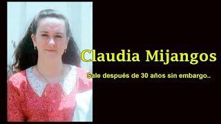 Libre Claudia Mijangos después de 30 años
