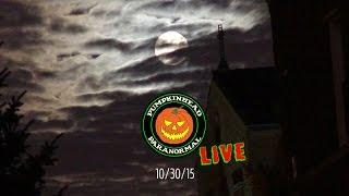 LIVE pre-Halloween Show - LIVE Ghost Boxes & Pumpkin Carving - LIVE Spirit Communication
