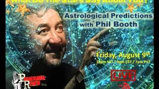Paranormal Review Radio - Astrology with Phil Booth