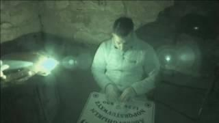 Playing Ouija Board Alone in A Haunted Basement