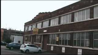 Former Hall's Brush Factory Belfast Haunted Location [SD]