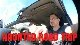 Haunted Road Trip   Savannah, GA   IPRAstrong VLOG