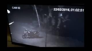 Is this Real Paranormal activity in india - CCTV video