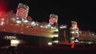 Red Paranormal - RMS Queen Mary Investigation