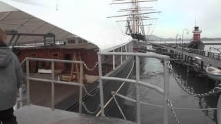 "San Francisco Maritime National Historic Park - Part 1 ""Hyde Street Pier"""