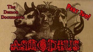 THE DEMON DOCUMENTS: ASMODEUS - HELL'S PRINCE OF LUST | ASMODAI | DEMONOLOGY DOCUMENTARY