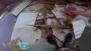 CREEPY ABANDONED CHURCHES URBAN EXPLORATION WITH SPIRIT BOX CAPTURED