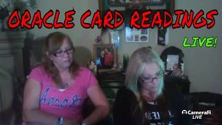 The G Team Paranormal LIVE ORACLE CARDS