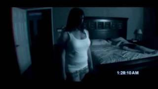 Paranormal Activity [2007] Last Scene 3D