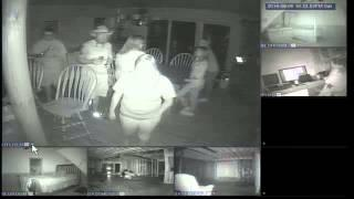 Live Investigation: Collins Residence