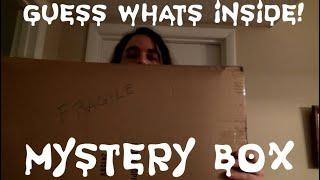 GUESS WHAT'S IN THE BOX! MYSTERY UNBOXING WITH ALEX HAUNTED OBJECTS, EQUIPMENT, ETC PART 1