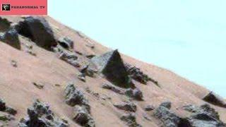 Giant cube is buried on Mars, What it is and what is the origin has? pyramids on Mars