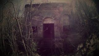ABANDONED WATERWORKS GHOST HUNT + FOUND BUNKER???