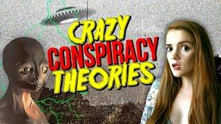 Crazy Conspiracy Theories !!!