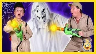 Scary Hotel Kids Ghost Adventure #2 In Real Life w/ Gross Eggs & Hidden Surpise Egg Fun Toy Video