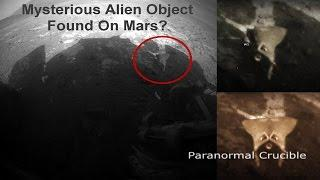 Mysterious Alien Object Found On Mars