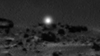 Mysterious Moving Light Caught On Mars