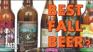 The Best Fall Beers