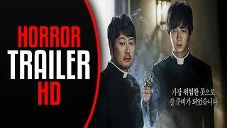 The Priests (검은 사제들) - Official Trailer (2015) Horror Movie | Dong-won Kang