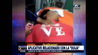 Adolescente poseída es hospitalizada tras una sesión Ouija
