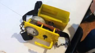 LIPI Equipment Review: Civil Defense Geiger Counter