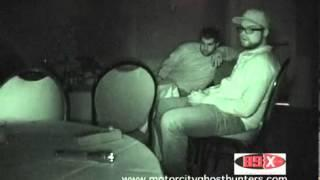 89x n Motor City Ghost Hunters investigate historic hotel in Trenton PART THREE