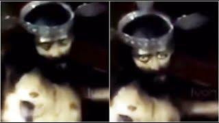 Statue of Jesus OPENS EYES in Mexican church | Creepy Footage