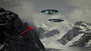 Incredibly Rare & Unexplained UFO Sightings Caught On Camera!
