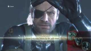 Metal Gear Solid Ground Zero's Live