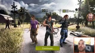☣ The Walking Dead No Man's Land [FR] Présentation Gameplay Android