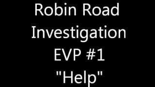 Robin Road Cemetery EVP #1