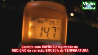 Caça Fantasmas Retorno Chácara Silvestre São Bernardo do Campo SP.wmv