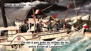 Les Fantômes du lac leman France & suisse