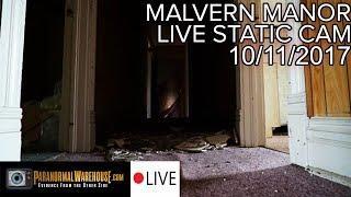 Malvern Manor Live Static Cam 10/11/17