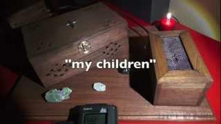 Testing Our Paranormal Spirit Talking Station - Amazing resposnses and EVP's