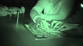 G H O S T  Ghost Hunters Of Stoke On Trent     A short ouija board video from the Town hall Stoke