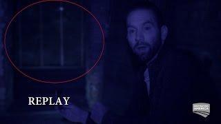 Mist Peeks Around Corner | Paranormal Lockdown