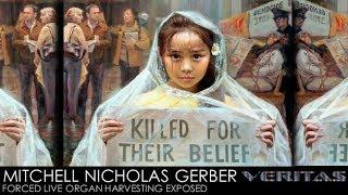 Mitchell Nicholas Gerber - Forced Live Organ Harvesting Exposed