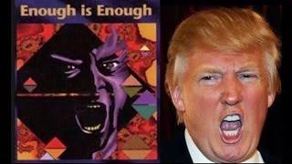 The illuminati card 'Enough Is Enough' a harbinger of things to come?