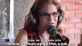 Radio Visão Paranormal parte2 Velha Capital FM 6março2011.wmv