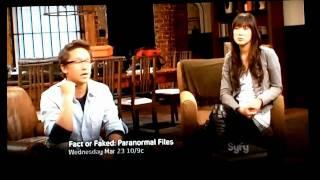 Syfy's Fact or Faked: Paranormal Files The Real Battle of LA Spring Promo.