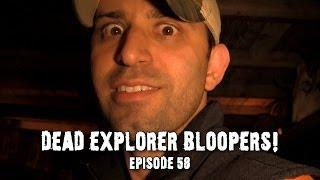 Real Paranormal Videos Gone Wrong!!! │ BLOOPERS! (DE Ep. 58)