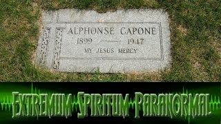 Al Capone Speaks From The Grave  EVP Captured paranormal ghost spirit Chicago