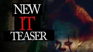 NEW IT TV Spot Trailer #5 with Pennywise - Connection